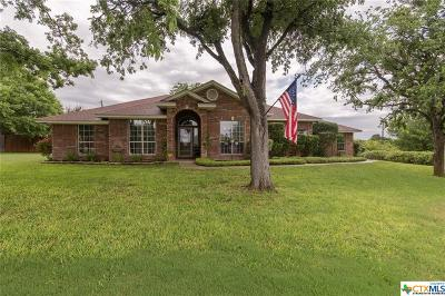 Salado Single Family Home For Sale: 1301 Yellow Rose