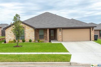 Killeen Single Family Home For Sale: 3607 Breeder Lane