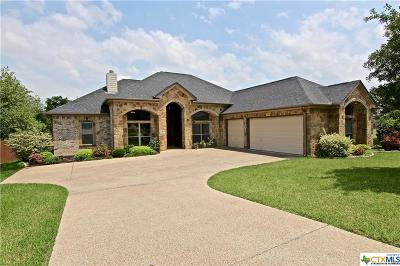 Temple, Belton Single Family Home For Sale: 3200 Loving Cove