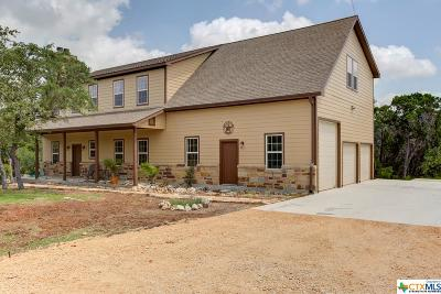 New Braunfels Single Family Home For Sale: 3967 Summit Drive