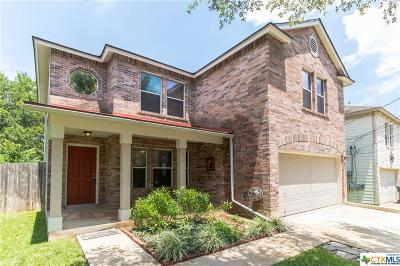 San Marcos Single Family Home For Sale: 1430 Meadow Parkway