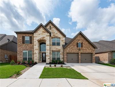 Seguin Single Family Home For Sale: 2133 Mill Valley
