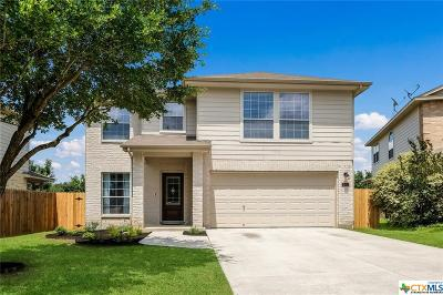 New Braunfels Single Family Home For Sale: 2415 Ridge Rock