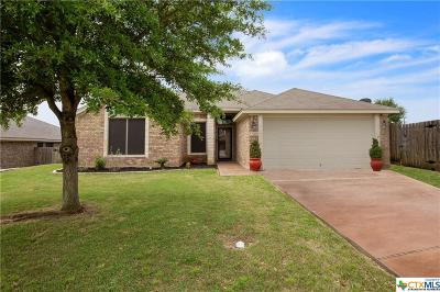 Temple TX Single Family Home For Sale: $185,500