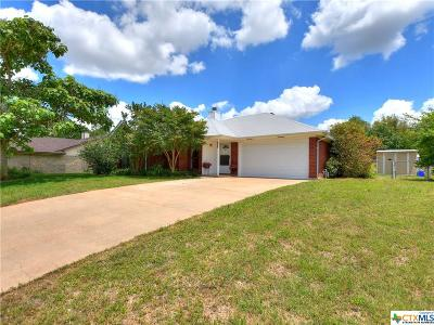 Copperas Cove Single Family Home For Sale: 903 Joe Morse Drive