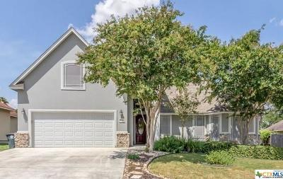 New Braunfels Single Family Home For Sale: 2317 Sean Street
