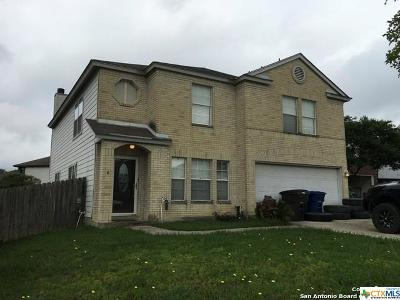 San Antonio Single Family Home For Sale: 7307 Elder Path Place