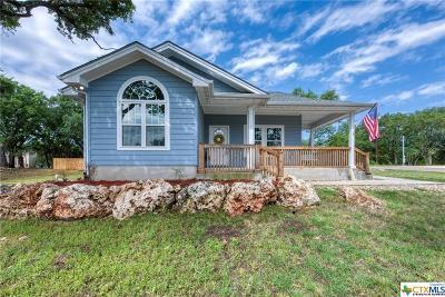 Spring Branch Single Family Home For Sale: 121 Sunnyside Court