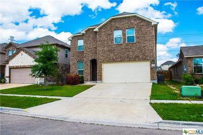 Killeen Single Family Home For Sale: 3313 Rusack Drive