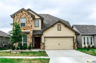 Killeen TX Single Family Home For Sale: $275,000