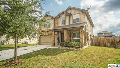 New Braunfels Single Family Home For Sale: 2908 Oakdell Trail