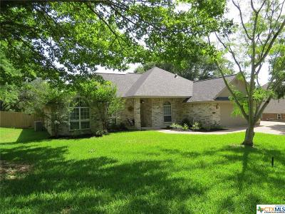 Harker Heights TX Single Family Home For Sale: $262,000