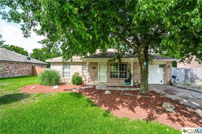 Belton Single Family Home For Sale: 3 N Winecup