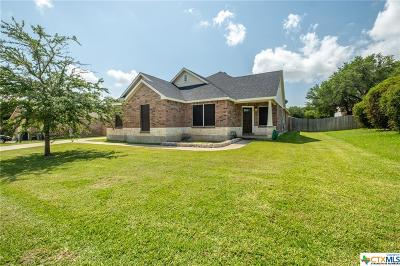 Killeen Single Family Home For Sale: 6002 Drystone Lane