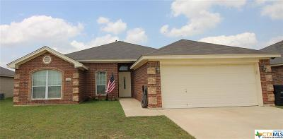 Killeen Single Family Home For Sale: 3611 Armstrong County Court