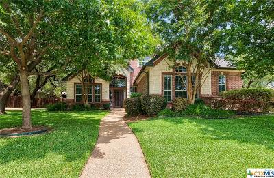 Harker Heights Single Family Home For Sale: 317 Wrought Iron Drive