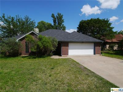 Harker Heights Single Family Home For Sale: 2117 Diana Loop