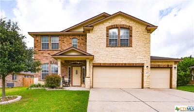 Copperas Cove Single Family Home For Sale: 2105 Scott Drive