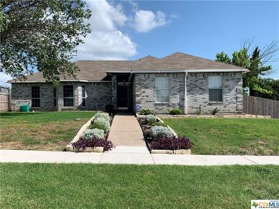 Killeen Single Family Home For Sale: 3802 Pepper Mill Hollow