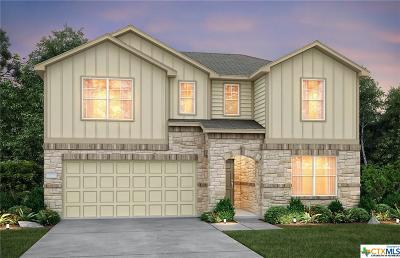New Braunfels Single Family Home For Sale: 2841 Ridge Berry Road