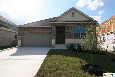 Cibolo Single Family Home For Sale: 608 Saddle Forest