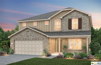 New Braunfels Single Family Home For Sale: 2709 Ridge Path