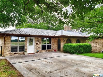 Coryell County Single Family Home For Sale: 1320 Fm 2955