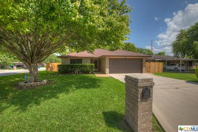 New Braunfels Single Family Home For Sale: 21 Salado Drive