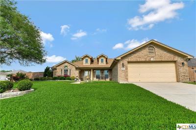 Killeen Single Family Home For Sale: 6205 Alexus Drive