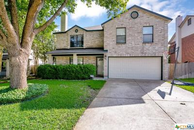 Schertz Single Family Home For Sale: 2547 Chasefield Drive