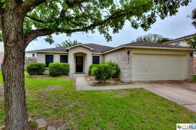 Single Family Home For Sale: 5411 Whistle Stop Drive