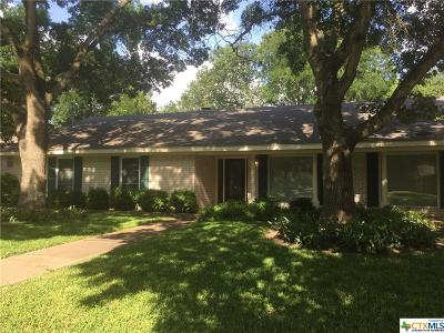Temple Single Family Home For Sale: 4601 Chestnut Road