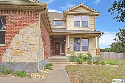 Lampasas Single Family Home For Sale: 326 Sunrise Hills