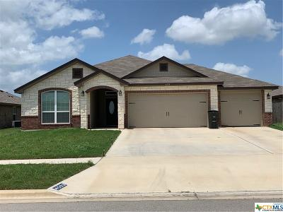 Killeen Single Family Home For Sale: 4503 Colonel Drive