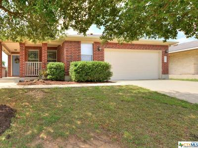 Leander TX Single Family Home For Sale: $228,500