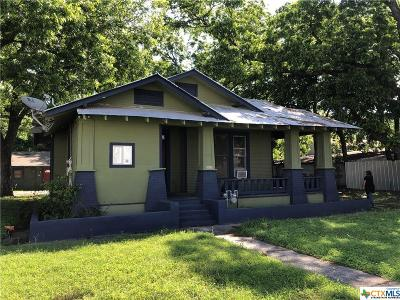New Braunfels Single Family Home For Sale: 548 Rusk Street