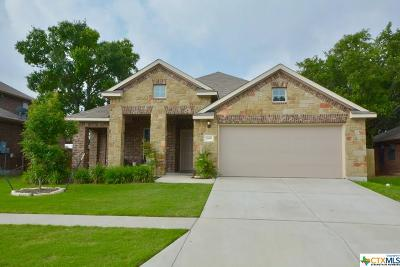 Killeen Single Family Home For Sale: 2606 Natural