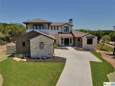 Leander Single Family Home For Sale: 7801 Brandy Way