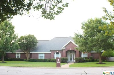 Temple Single Family Home For Sale: 2908 Timber Ridge Drive