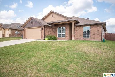 Killeen Single Family Home For Sale: 7202 Bose Ikard Drive