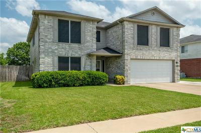 Killeen Single Family Home For Sale: 1702 Grey Fox Trail