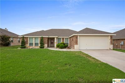 Copperas Cove Single Family Home For Sale: 3409 Jacob Street
