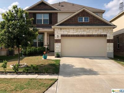 Killeen Single Family Home For Sale: 3413 Rusack Drive