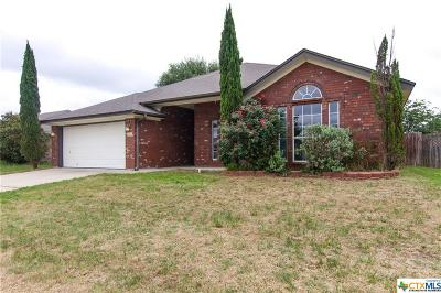 Killeen Single Family Home For Sale: 4204 Capri Drive