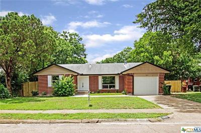 Killeen Single Family Home For Sale: 1312 Arkansas Avenue