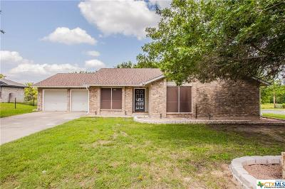 Killeen Single Family Home For Sale: 2911 Persimmon Drive