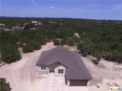 Canyon Lake Single Family Home For Sale: 541 Stars And Stripes