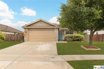 New Braunfels Single Family Home For Sale: 3338 Morning Quail