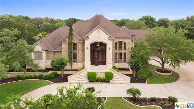 Temple, Belton, Salado, Troy Single Family Home For Sale: 1799 Mill Creek Court