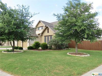 New Braunfels Single Family Home For Sale: 2059 Western Pecan